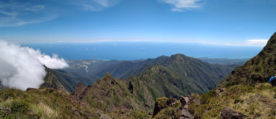 Mt Guiting-Guiting: View from the 'peak of deception'