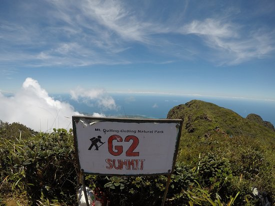 Romblon Island, الفلبين: summit view