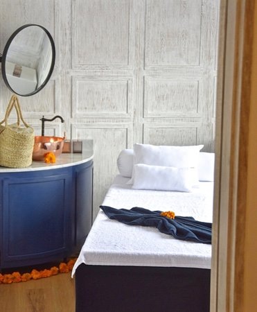 K by Karima: Clean and beautiful treatment rooms