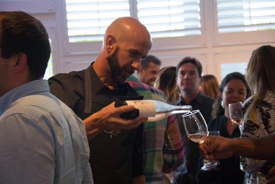 Costa Med: Wine Dinner