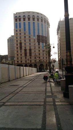 Dar Al Eiman Al Manar: الفندق من الخارج