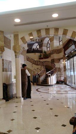 Dar Al Eiman Al Manar: مدخل الفندق