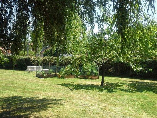 La Maison d Antan : Le Jardin
