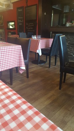 Salle A Manger Picture Of Fajitas Caffe Saint Julien Les Metz
