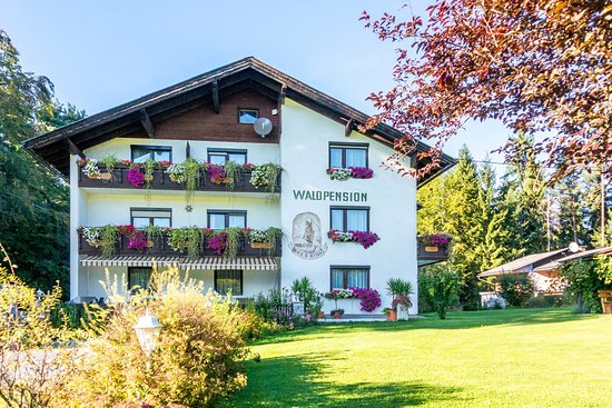 Schiefling am See, Österrike: House view