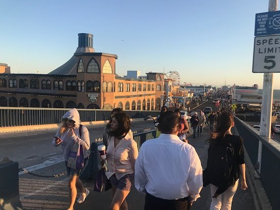 Santa Monica Pier: ピア①