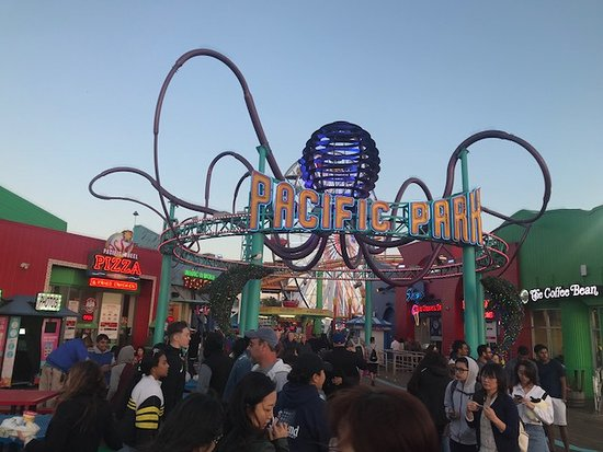 Santa Monica Pier: ピア③
