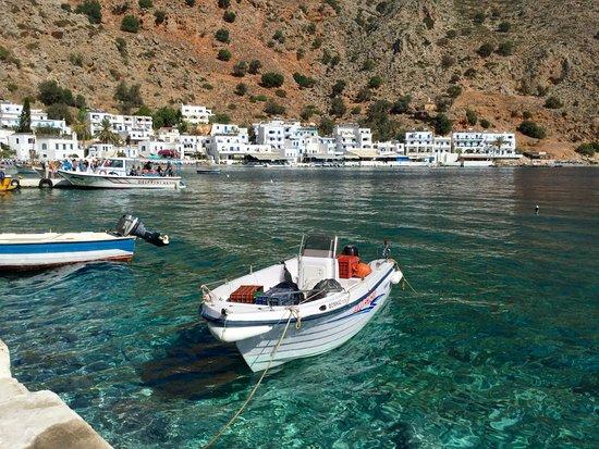 Loutro, Grecia: En liten plass, men for en vakker perle