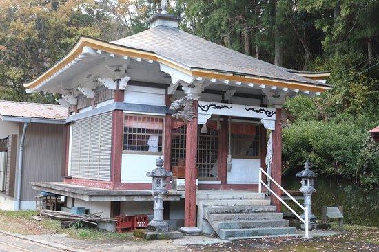 Miyoshi, Japan: 薬師堂