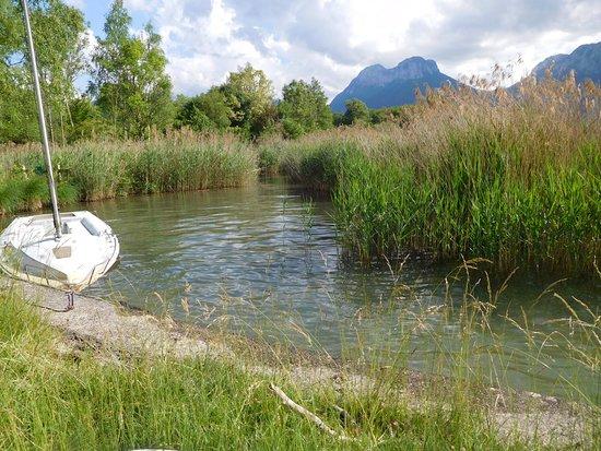 Reserve Naturelle du Bout du Lac: un coin sauvage