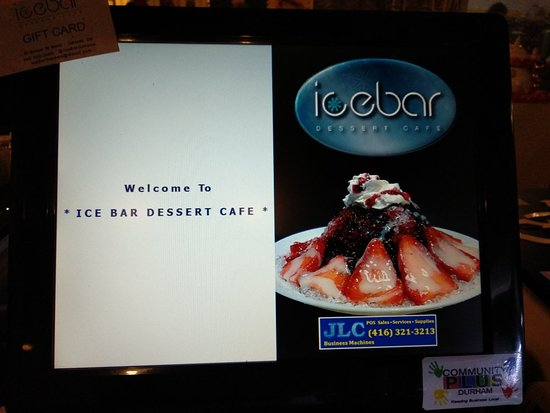 Ice Bar Cafe Picture