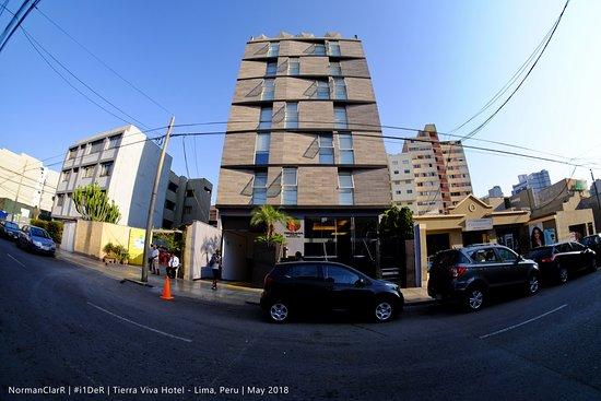Tierra Viva Miraflores Larco Hotel: Hotel Facade