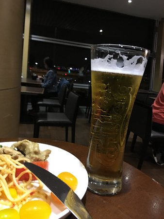 Plaza Premium Lounge: ラウンジ内はフツーかも。。。