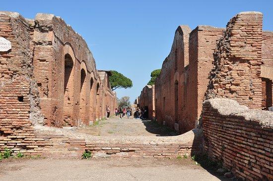 Parco Archeologico di Ostia Antica ภาพถ่าย
