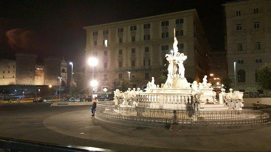 Fontana Del Nettuno ภาพถ่าย