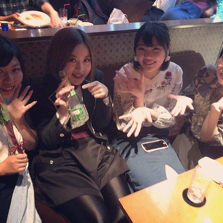 Magic Bar Marunouchi Juji Brick Square: 空前絶後の誕生日サプライズ!!!