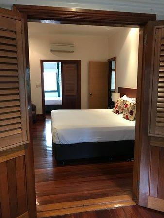 Cable Beach Club Resort & Spa : Bedroom