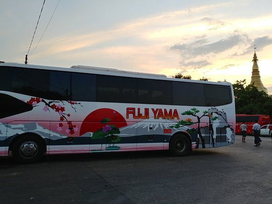JJ Express: What is Fuji Yama doing in Myanmar?