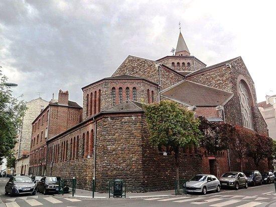 Eglise Saint-Louis de Vincennes