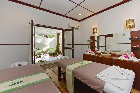 Angaga Island: Spa, Duny Thai Spa