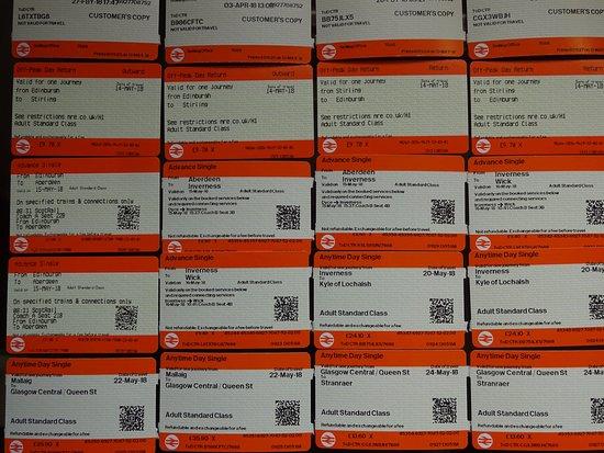 ScotRail Tickets