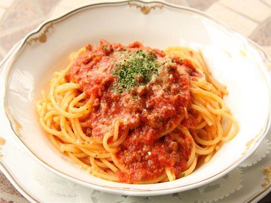The Italia Ken: ボロニアスパゲティ