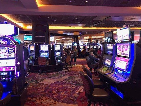 Rivers Casino : Casino Building