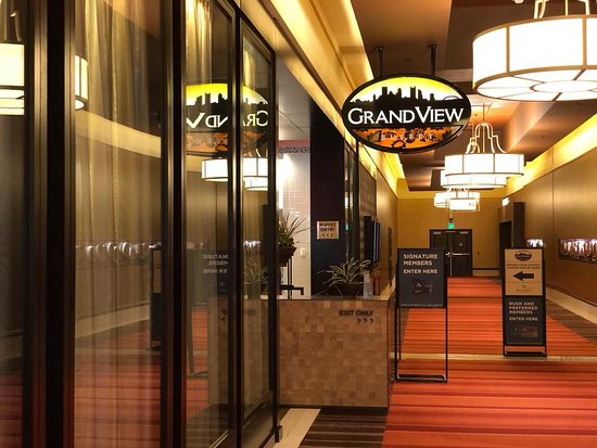 Rivers Casino : Grand View from the GrandView Restaurant