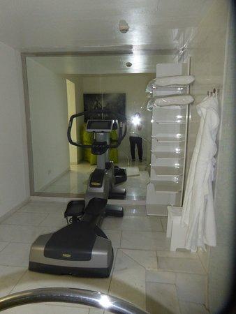 Palazzo Matteotti, The Dedica Anthology: Even a elliptical machine