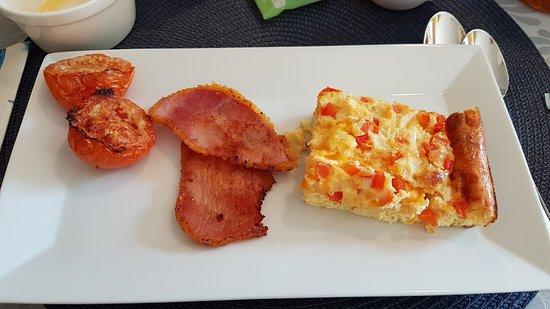 Sandringham, Kanada: Breakfast