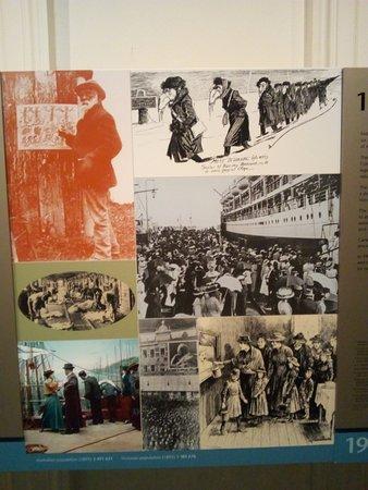 متحف الهجرة: Всё что нашёл об упоминании Российской эмиграции в Австралию.