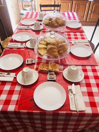 Masseria Nenetta Bed & Breakfast: Colazione