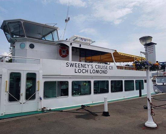 Sweeney's Cruise Co. Loch Lomond: Sweeney's Cruises