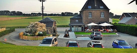 Le Collet Gourmand: Parking