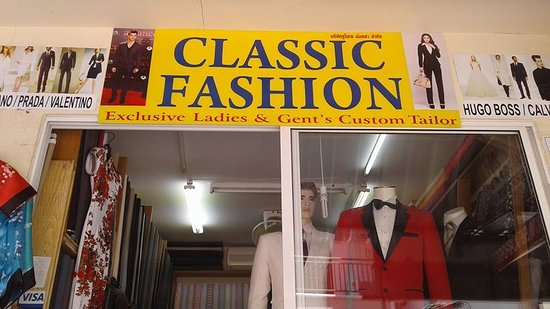 Classic Fashion照片