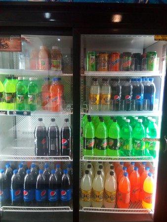 Currimundi, Australia: Drink Selection