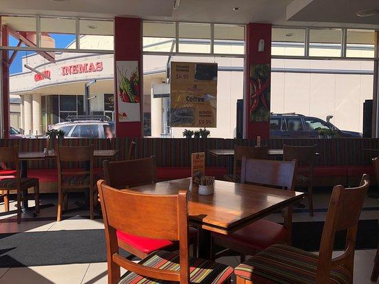 Warwick, Australia: Restaurant