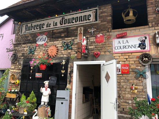 Roeschwoog, France : Flammkuchenofen