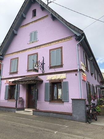 Roeschwoog, France : Haupthaus