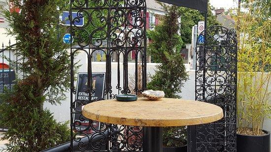 Bretigny-sur-Orge, France: Terrasse