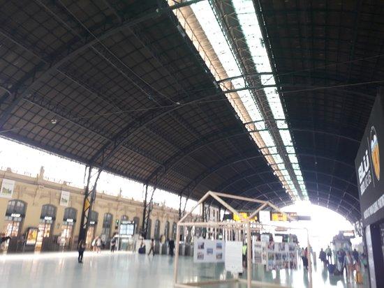 Estación del Norte: estación2