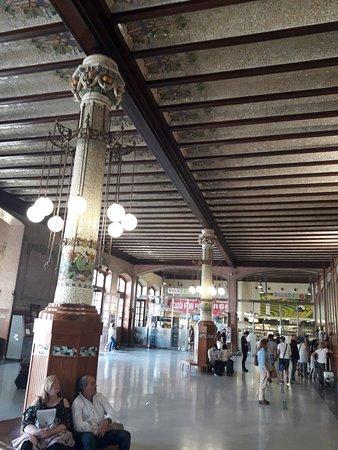 Estación del Norte: estación4