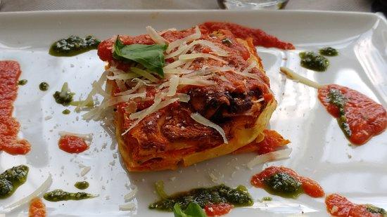 albergo IL FARO: lasagne
