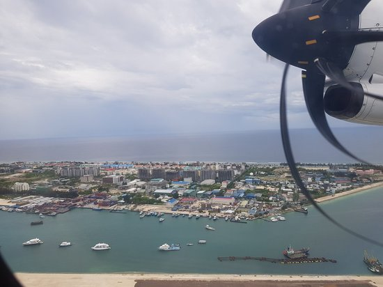 Kaafu Atoll: Hulhumale