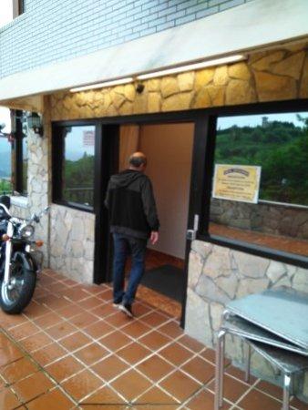 Artxanda Hotel: Entrada