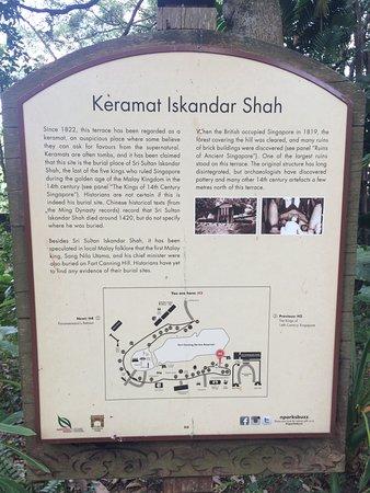 Keramat Sultan Iskandar Shah