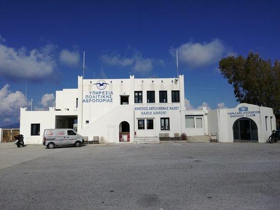 AEGEAN: Naxos airport