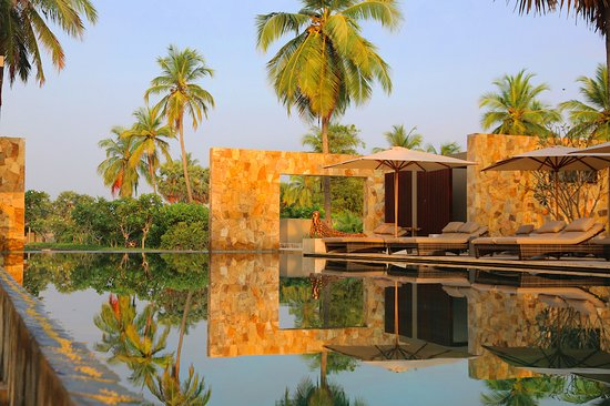 Karpaha Sands: Our infinity pool