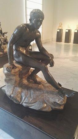 พิพิธภัณฑ์โบราณคดีแห่งชาติ: Hermès au repos
