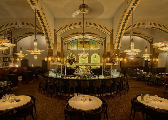 Cafe Americain Amsterdam - Stadsdeel Zuid - Restaurant Reviews ...